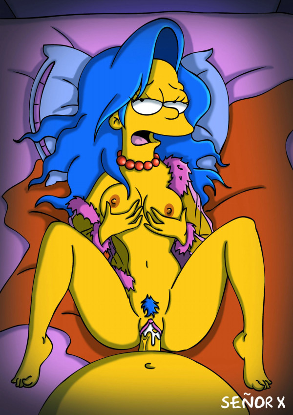 rule 34 marge simpson